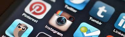 Social Media Apps Banner