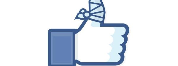 Facebook Broken Link